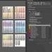 Spot Color Chart Creator PowerScript for Adobe Illustrator