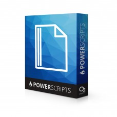 Printer Confidence Strip PowerScript for Adobe Illustrator