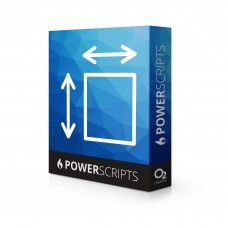 Dimensions PowerScript for Adobe Illustrator
