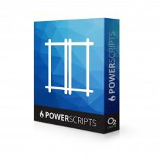 Guides PowerScript for Adobe Illustrator