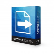PDF Export PowerScript for Adobe Illustrator
