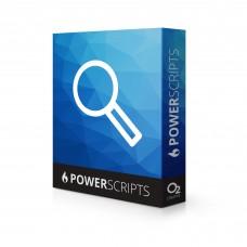 Selector PowerScript for Adobe Illustrator